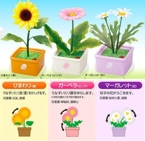Comforting Flower Companions