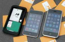 iPhone Conversion Cases - The Apple Peel 520 Turns an iPod Touch into an iPhone