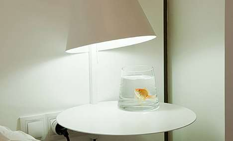 Table-Lamp Hybrids