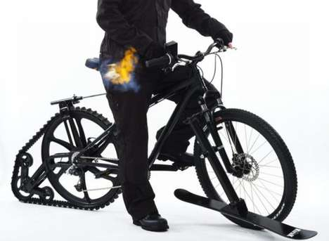 Fire-Breathing Bikes