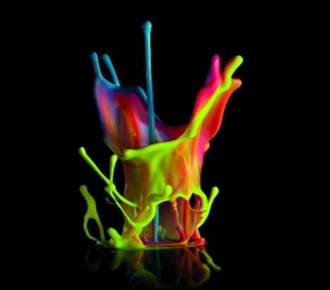 Dancing Color Art