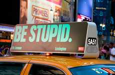 LED Taxi Cab Ads - NYC Taxi-Top Display is the New Moving Billboard