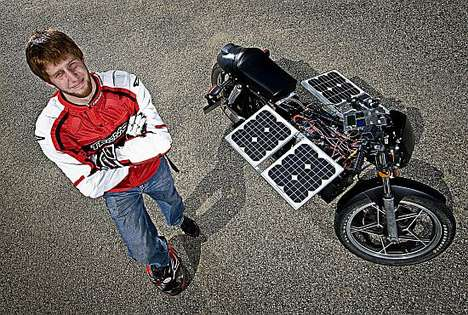 Scrap Metal Eco Bikes