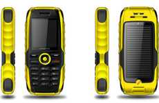 Sunny Cellphones - The Umeox Solar Mobile Can Harness and Withstand Natural Forces