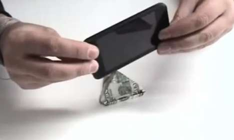 Billfold Cell Stands