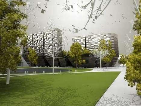 Park Encompassing Apartments