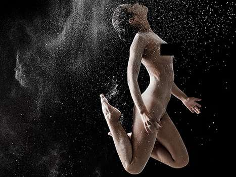 Powdery Dancer Photography