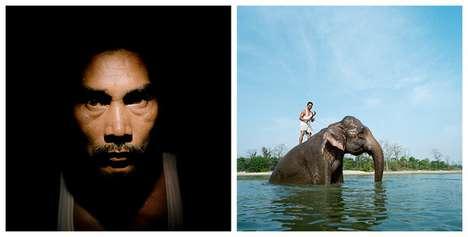 Tourist Identity Photography