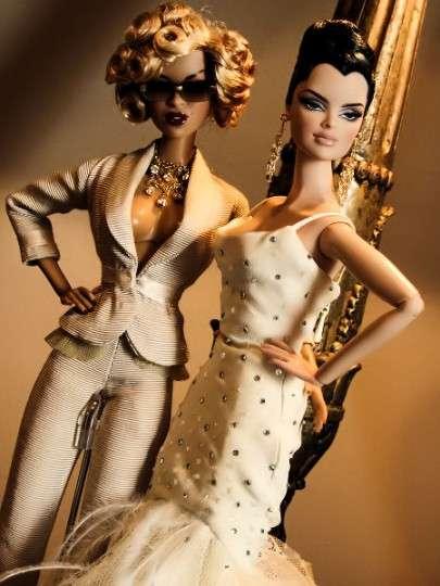 Haute Dolltography