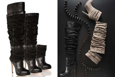 The Creative Recreation Moretina Boots Zip Away for Three Heights