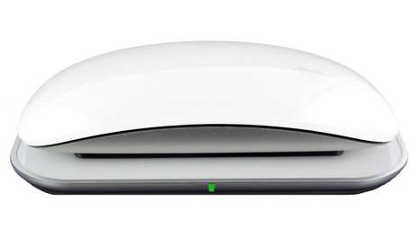 Wireless Mouse Recharging Pads