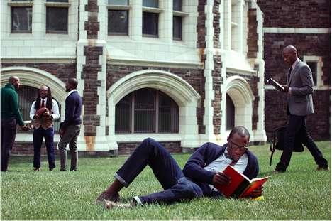 Ivy League Throwbacks