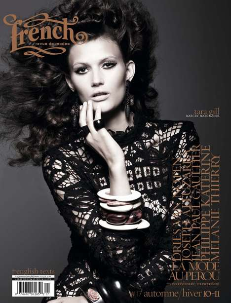 Multi-Model Covers - French Revue de Modes F/W 2010 Features Many Fashionable Faces
