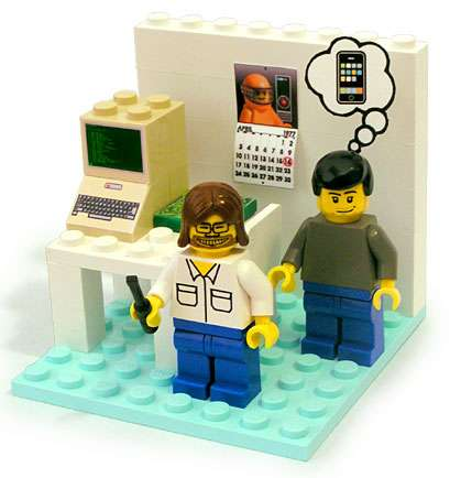 Steve Woz & Jobs Dolls
