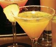 Stock Market Cocktail Bar
