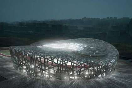 2008 Olympic Architecture - China's Stadium Designs