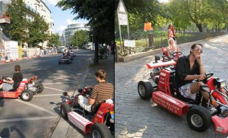Germany By Go-Kart