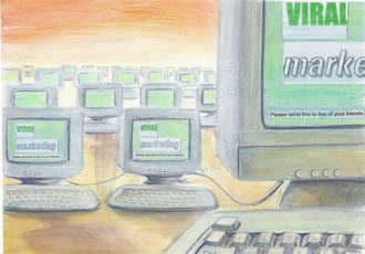 Viral Marketing Not So Contagious