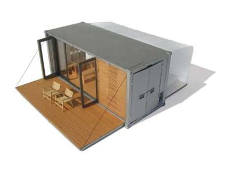 All Terrain Cabin - Life In A Shipping Container