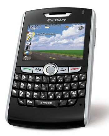 Blackberry Training