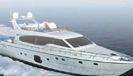 Anti-Seasickness Yacht