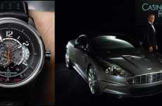 Luxury Watch Unlocks Aston Martin