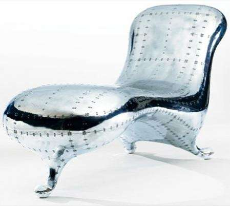Marc Newson Lockheed Lounge Chaise