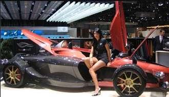 Uber-Luxury Auto Company