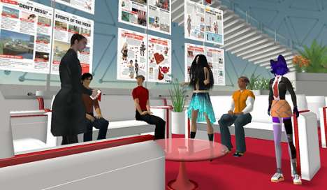 The AvaStar For Avatars - Second Life Gossip Mag
