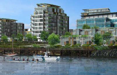 Oceanside Eco-Condos