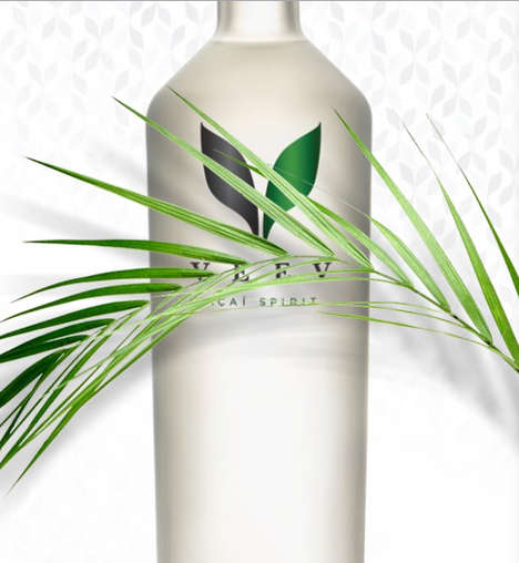 Booze Yourself Beautiful - VeeV Acai Spirit