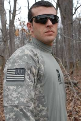 High-Tech Army Clothes