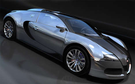 Ultra Ultra Luxury Autos - Bugatti Veyron Pur Sang is $2 Million and Limited Just 5