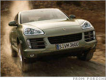 Porsche Cuts Canadian Prices, Tries To Go Green