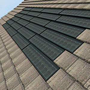 Simple Solar Shingles - So Hot Right Now