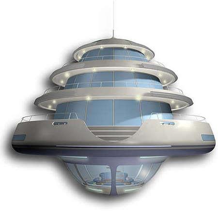 Semi-Submerged Luxury