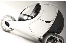Futuristic Eco-Cars