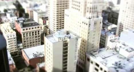 Mini Metropolis Shorts