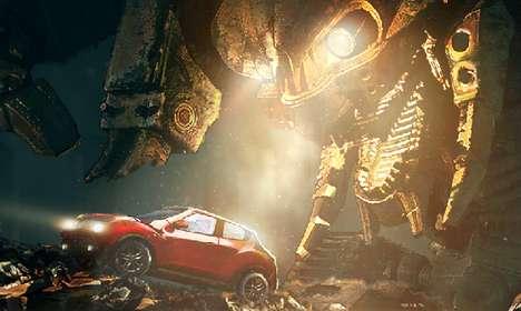 Legendary Car Commercials