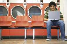 Internet-Saavy Washers - Laundryview Emails You When Your Clothes are Clean