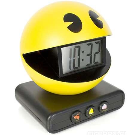 Retro Arcade Clocks