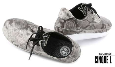 Venomous Sneakers