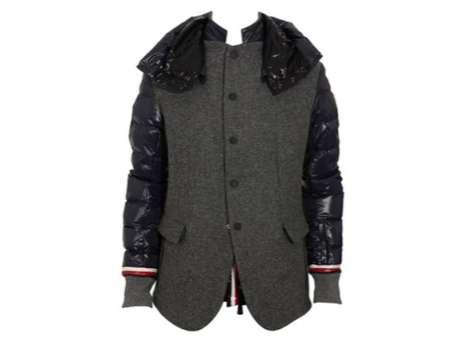 Mismatched Winterwear
