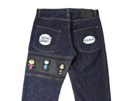 Classic Cartoon Pants