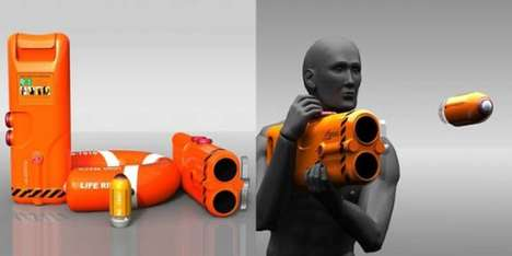 Lifesaving Bazookas