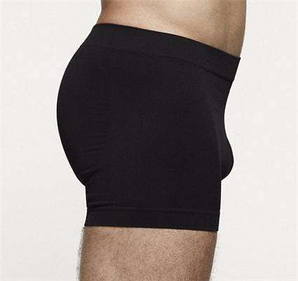 Booty-Boosting Briefs - The Marks and Spencers Padded Underwear is Asstastic