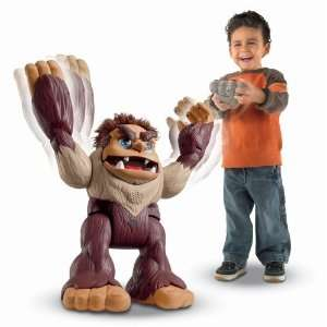 Remote-Controlled Sasquatches - This Bigfoot 'The Monster' Toy is a Mythical Marvel