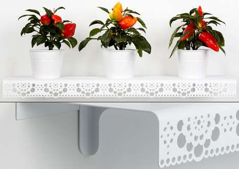 Doily Mantlepieces