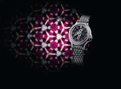 Transforming Gemstone Timepieces