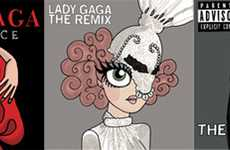 Gagafied Museum Exhibits - 'Lady Gaga a Gogo' Will be Showcased in Parisian Art Expo